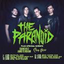 THE PARANOID - TOUR 2018