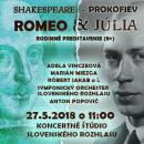 Shakespeare - Prokofiev ROMEO a JÚLIA