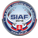 Medzinárodné letecké dni SIAF 2018