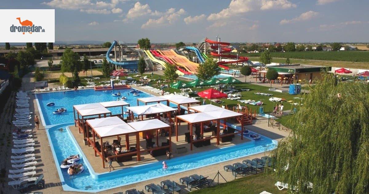 Vodna Zabava Na Zapadnom Slovensku Veľky Prehľad Kupalisk A