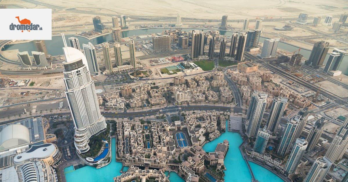 Dubaj Turisticky Sprievodca Mestom Dromedar Sk