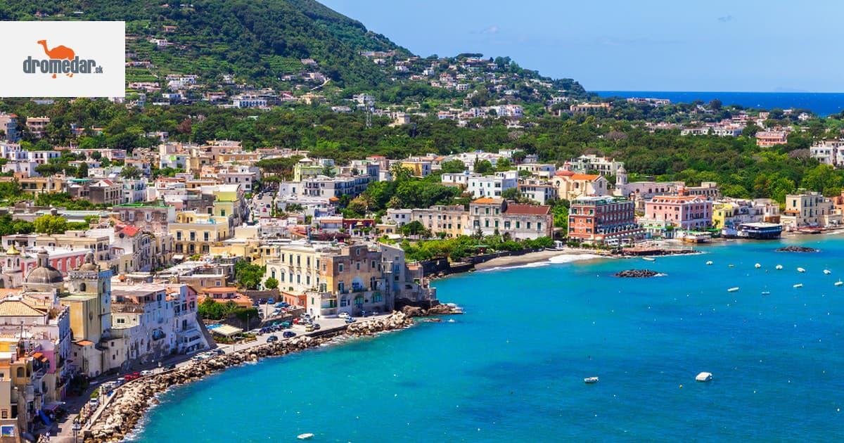 Ostrov Ischia Neobjaveny Poklad V Neapolskom Zalive Dromedar Sk