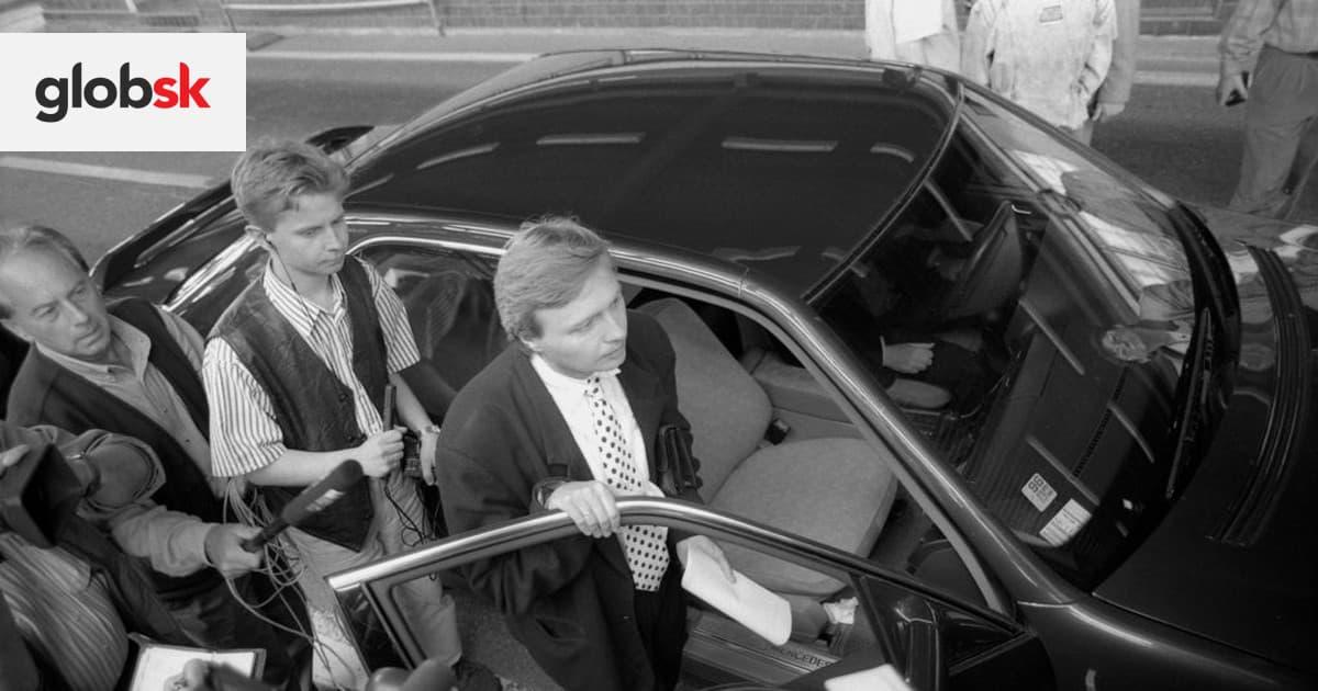 Pred 25 rokmi uniesli do Rakúska Michala Kováča ml., syna prezidenta Slovenskej republiky | Glob.sk