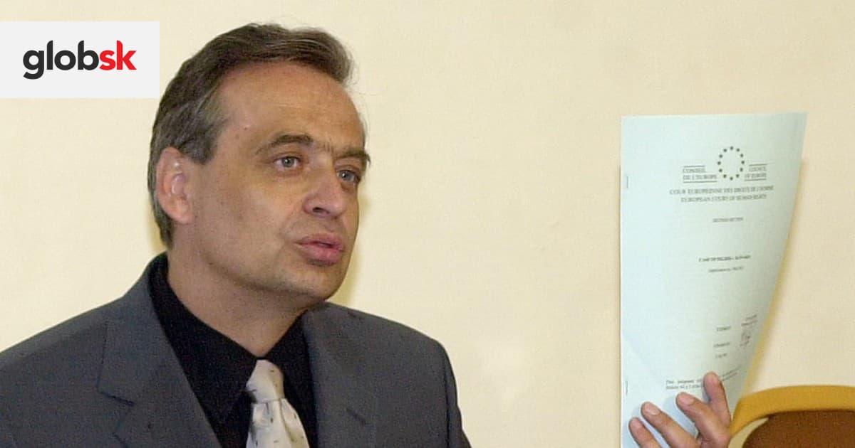 Prokurátor podal obžalobu na muža obvineného z vraždy Ernesta Valka | Glob.sk