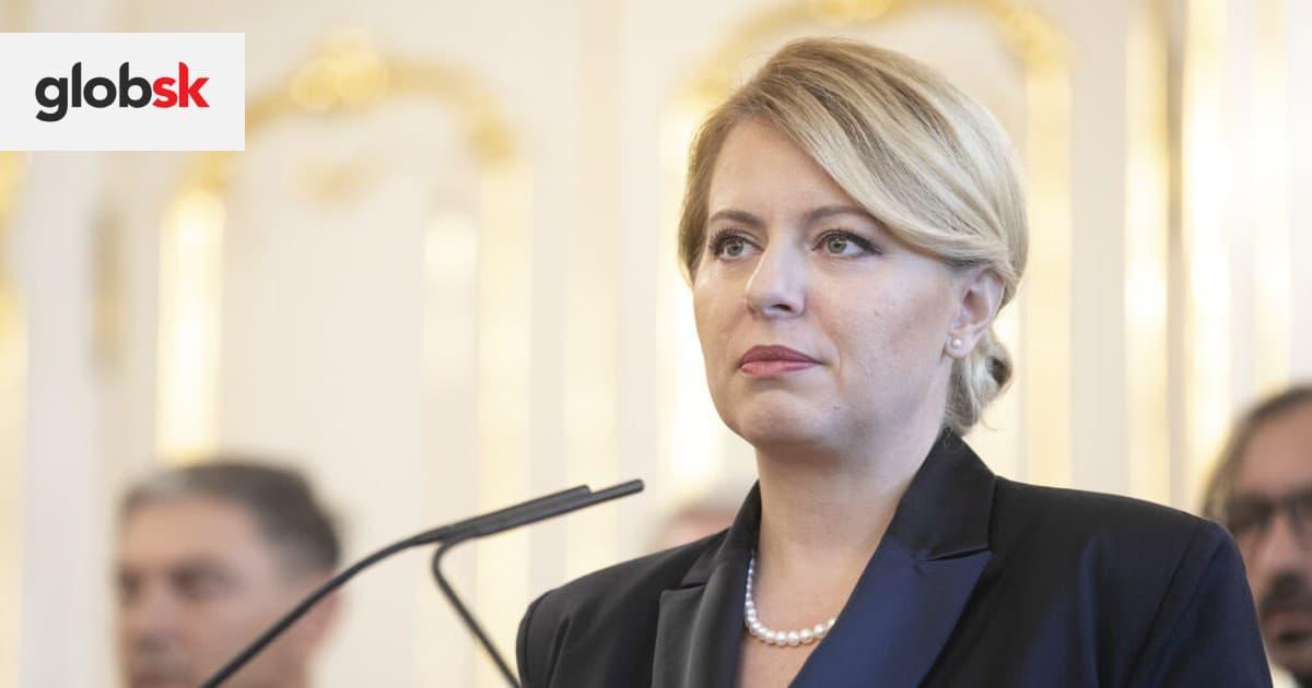 Ako dopadnú 13. dôchodky? Čaputová oznámi svoje rozhodnutie budúci týždeň | Glob.sk