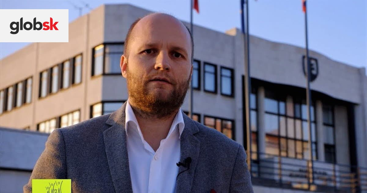 Obvinenie Jaroslava Naďa má súvisieť s kauzou Skripaľ, oznamovateľom je Balciar | Glob.sk