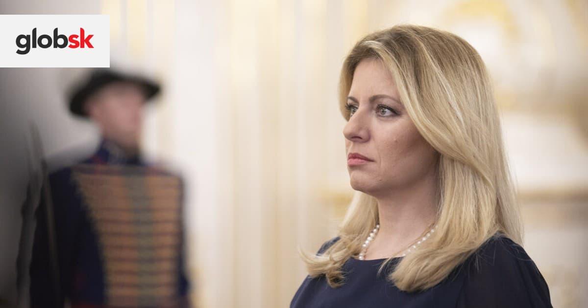 Prezidentka neratifikuje Istanbulský dohovor, o postoji informovala Radu Európy | Glob.sk