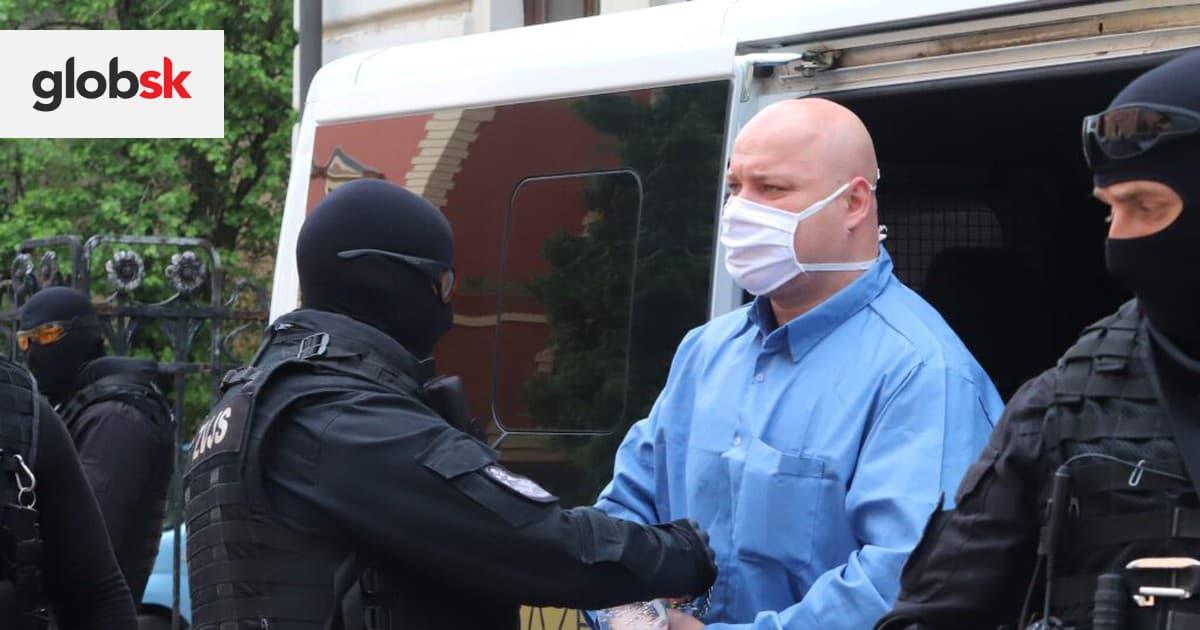 Strelec Štefan Kaluz vypovedal pred ŠTS, kto si ho najal na vraždu Basternáka | Glob.sk