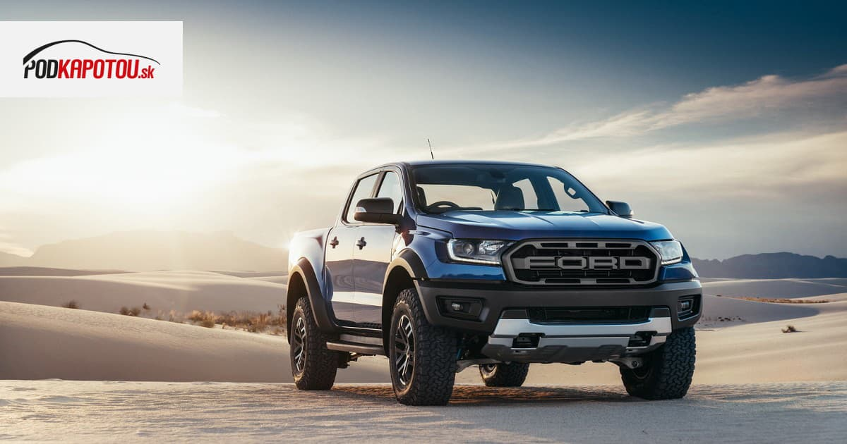 New Ford Ranger >> The New Ford Ranger Raptor Arrived In Slovakia We Know The