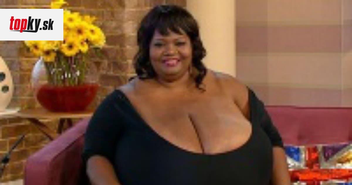 Najväčšie prsia sex