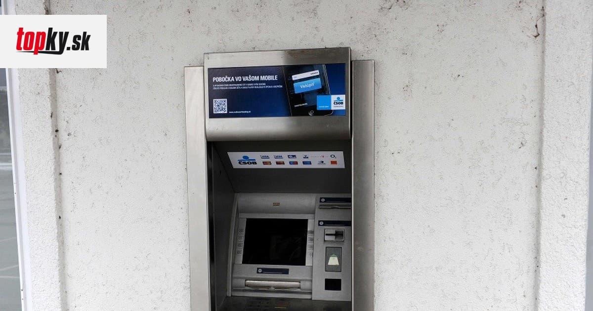 Podozriv transakcie v banke