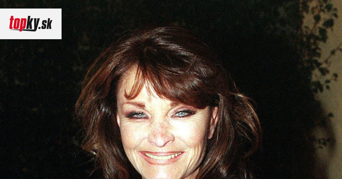 Zomrela herečka Kate OMara, známa zo seriálu Dynastia