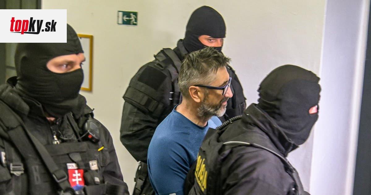 AKTUÁLNE Som nevinný! Tvrdí obávaný bos takáčovcov: Sudca ho poslal do väzby | Topky.sk