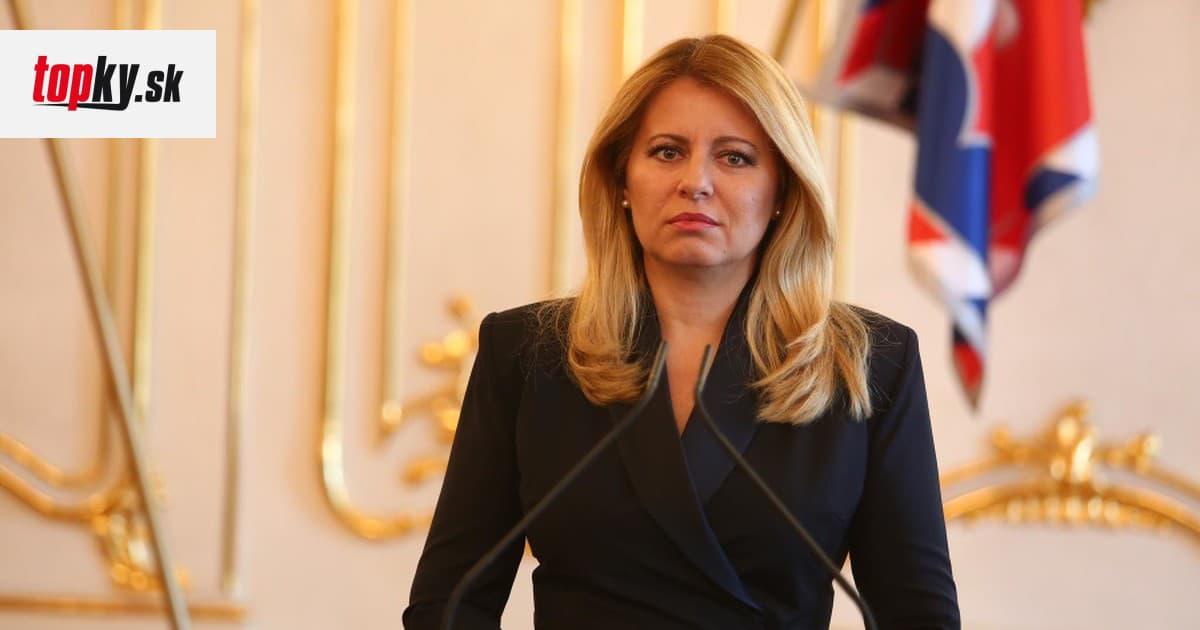 Prezidentka Čaputová neratifikuje Istanbulský dohovor, o 13. dôchodku rozhodne budúci týždeň | Topky.sk