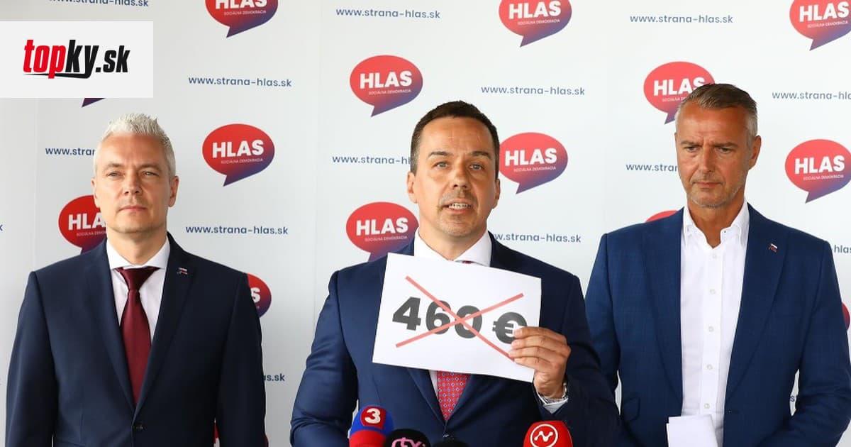 Poslanci od Pellegriniho skritizovali vládny balíček: Marketing a klamstvo, zrušili 13. dôchodky! | Topky.sk