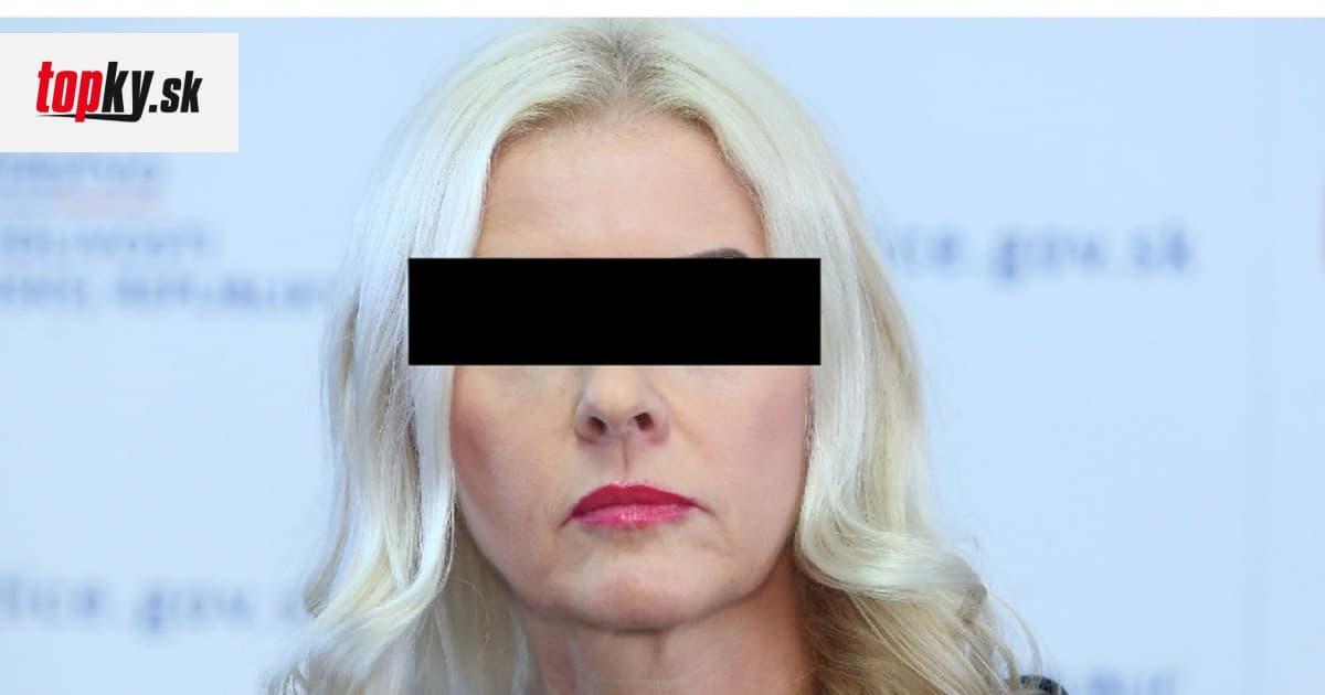 EXKLUZÍVNE Monika Jankovská žiada o prepustenie z väzby! Pred sudcu sa postaví v auguste | Topky.sk