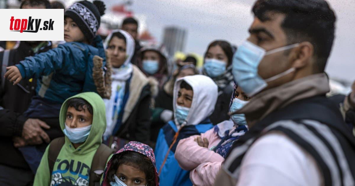 Počet migrantov sa za posledné mesiace znížil: Do Grécka ich prišlo z Turecka oveľa menej | Topky.sk