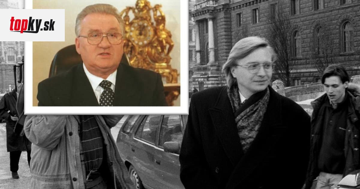 Pred 25 rokmi uniesli prezidentovho syna: FOTO Remiášová o darebákoch v talároch! Verím, že im odzvonilo | Topky.sk