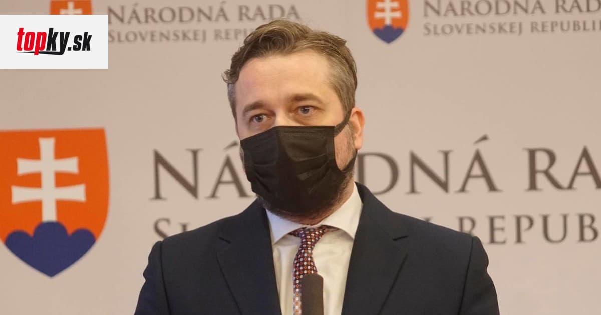 AKTUÁLNE Poslanec Smeru Ľuboš Blaha má KORONAVÍRUS: Myslí si, že sa nakazil v parlamente | Topky.sk