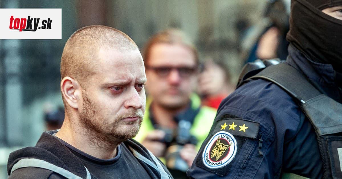 Vrahovi Kuciaka súd sprísnil trest: Živého človeka zastrelil ako bezcennú bytosť! Zabíjal s prevahou | Topky.sk
