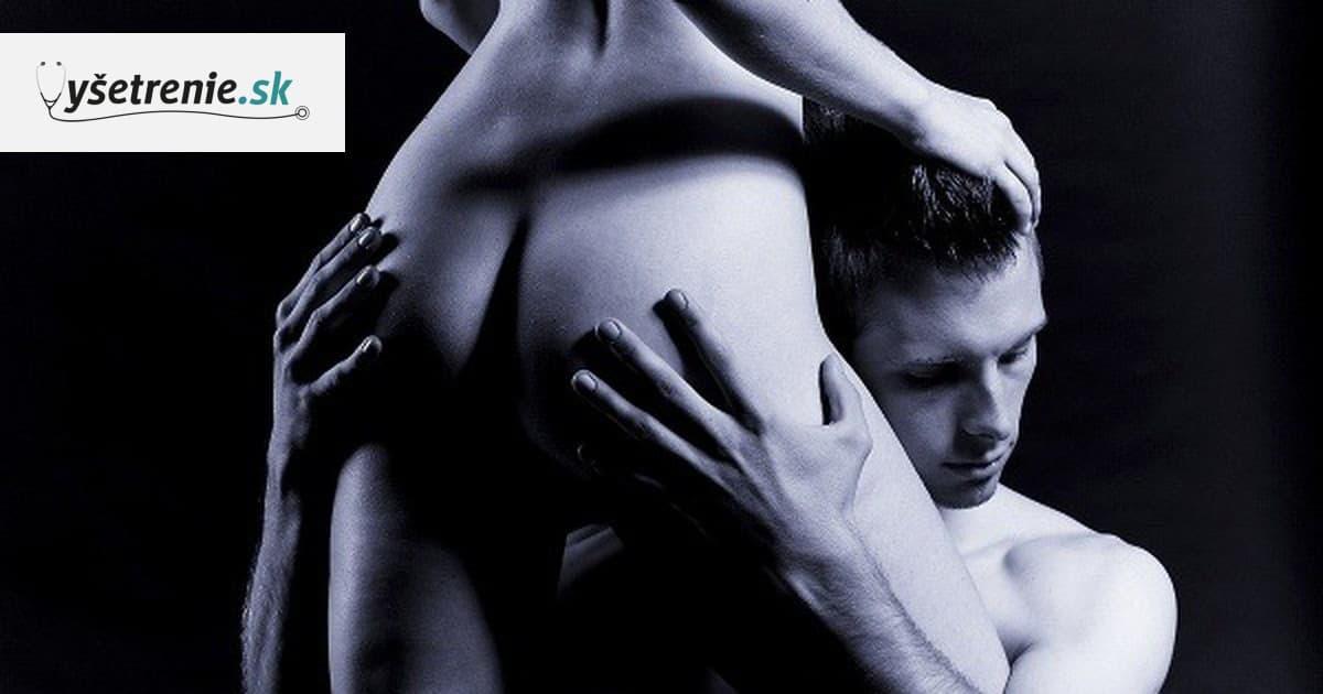 Análny sex bez kondómu