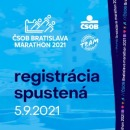 ČSOB Bratislava Marathon 2021
