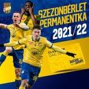 permanentka DAC 2021/22 ; 2021/22-as DAC szezonbérlet