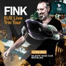 Fink (UK) IIUII Live Trio Tour
