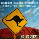 Cestovateľské premietanie – Austrália: Krajina protinožcov