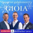 Vianočné galakoncerty GIOIA