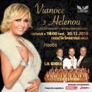 Vianočný koncert s Helenou Vondráčkovou - Trenčín