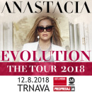 Anastacia The Evolution Tour 2018