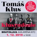 Tomáš Klus 2019 - Klusymfonie