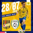 FC DAC 1904 Dunajská Streda - FK Pohronie Žiar nad Hronom Dolná Ždaňa