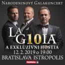 Narodeninový galakoncert La Gioia s exkluzívnymi hosťami