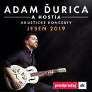 Adam Ďurica a hostia – akustické koncerty JESEŇ