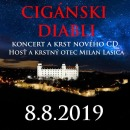Cigánski Diabli na Bratislavskom hrade