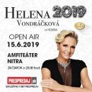 Helena Vondráčková a hostia 2019