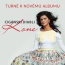 Cigánski Diabli – turne s novým CD KONE