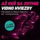 11. ročník Telekom Night Run 2019