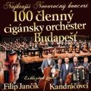 Najkrajší Novoročný koncert! 100 členný cigánsky orchester Budapešť
