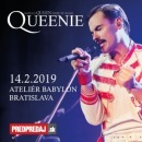 QUEENIE – The Queen of QUEEN tribute bands