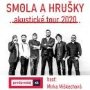 Smola a Hrušky Akustické tour 2020