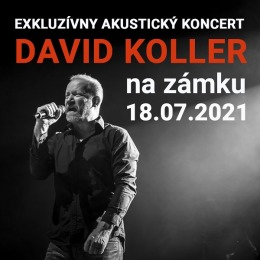 David KOLLER na zámku