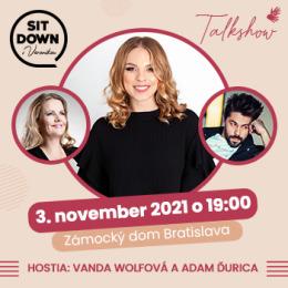 Sit down s Veronikou - Bratislava - Zámocky Dom