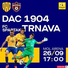 FC DAC 1904 Dunajská Streda  - FC Spartak Trnava