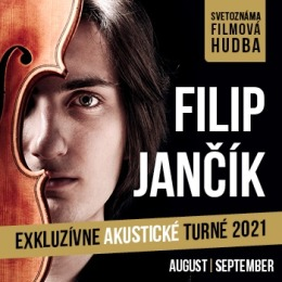 Filip Jančík Tour 2021