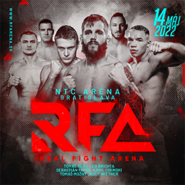 REAL FIGHT ARENA GRAND OPENING