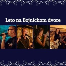 Letné koncerty v Bojnickom dvore