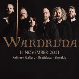 Wardruna Europe Tour